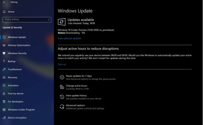 Win10 Build 21343发布:文件管理器的图标全新升级的照片 - 3