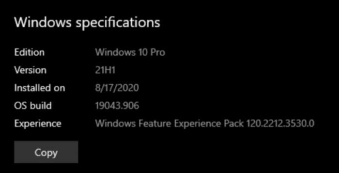 微软发布Windows功能体验包120.2212.3530.0更新的照片 - 3
