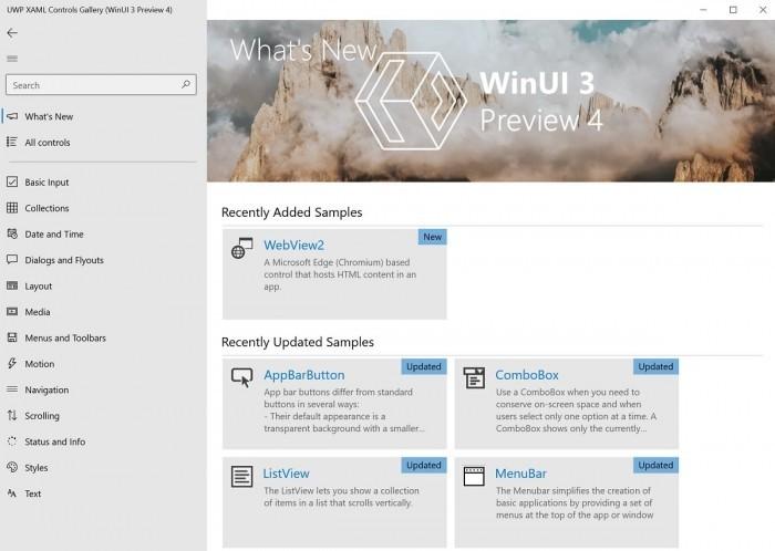 微软为在WinUI 3中剔除了Pivot控件而向开发者致歉的照片 - 2