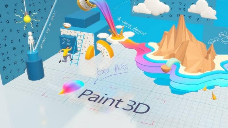 """Win10更新将从上下文菜单中删除""""用Paint 3D编辑""""选项的照片 - 1"""