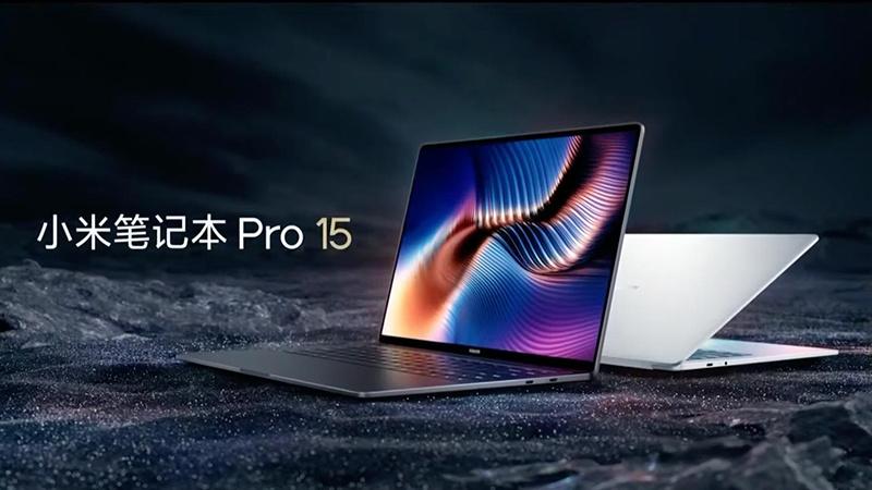 小米笔记本Pro15发布 6000元价位唯一3.5K OLED大师屏的照片 - 1