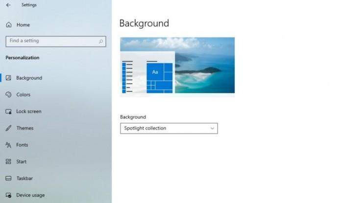 你的桌面你做主:Win10 21H2将开放更多个性化选项的照片 - 3