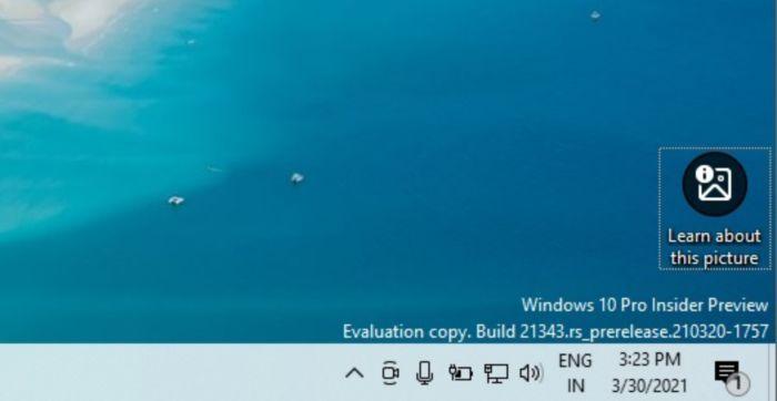 你的桌面你做主:Win10 21H2将开放更多个性化选项的照片 - 2