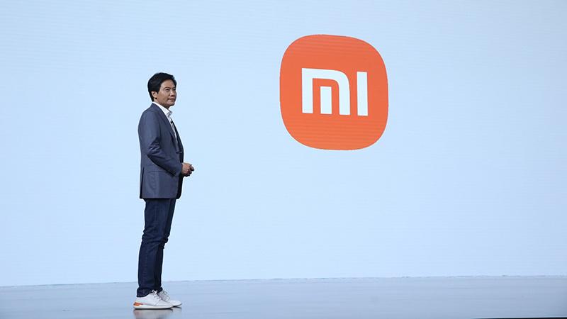 雷军回应小米新Logo被骗:成功品牌只能微调