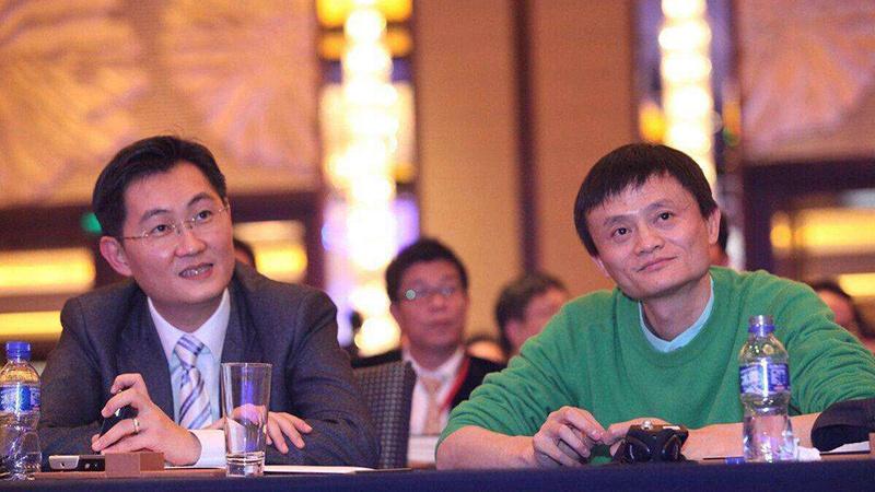 中国企业市值500强一览:腾讯阿里霸榜、茅台紧随其后