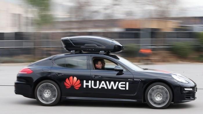 小米宣布造车后 华为轮值董事长回应智能汽车业务的照片