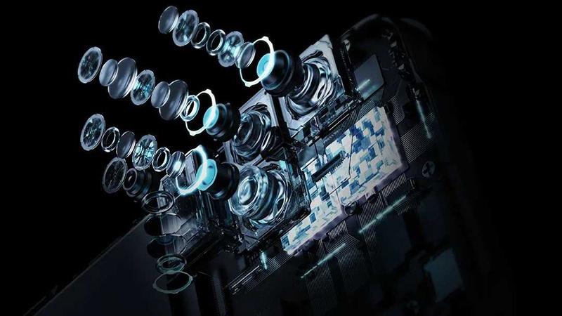 全球首款屏下前摄骁龙888旗舰!中兴Axon 30 Pro上架的照片 - 1