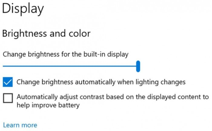 Win10 21H2优化设置应用:增强屏幕/摄像头选项的照片 - 2