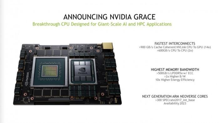 """NVIDIA发布自主""""Grace""""CPU处理器!ARM架构的照片 - 3"""
