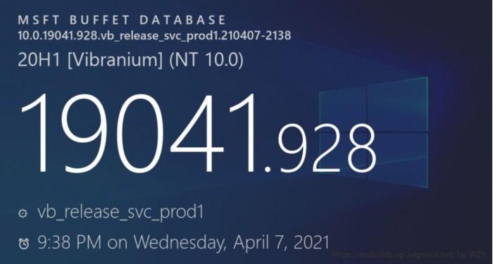 Win10四月累积更新发布:提高系统安全性的照片 - 1