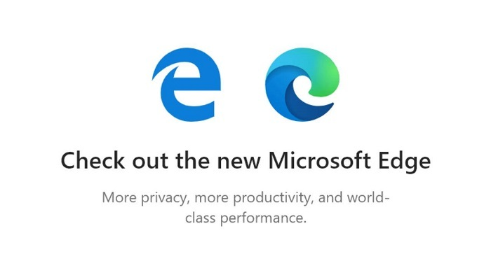Win10 2021年4月更新将自动卸载经典版Edge浏览器的照片 - 2