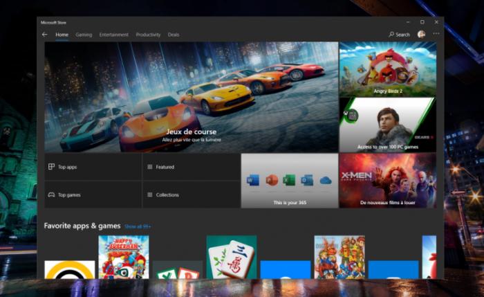 微软正在开发新的Windows商店 对所有Win32应用程序和游戏开放的照片 - 2
