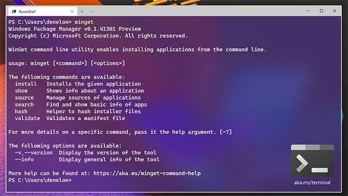 Windows软件包管理器迎来v0.3预览版更新的照片 - 1