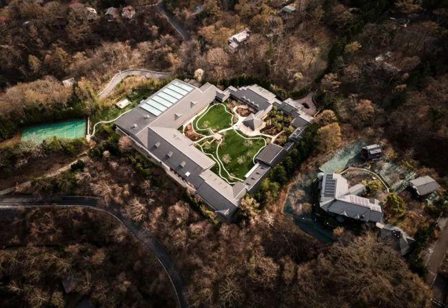 比尔盖茨2万平米新别墅完工:地下三层引热议的照片 - 3