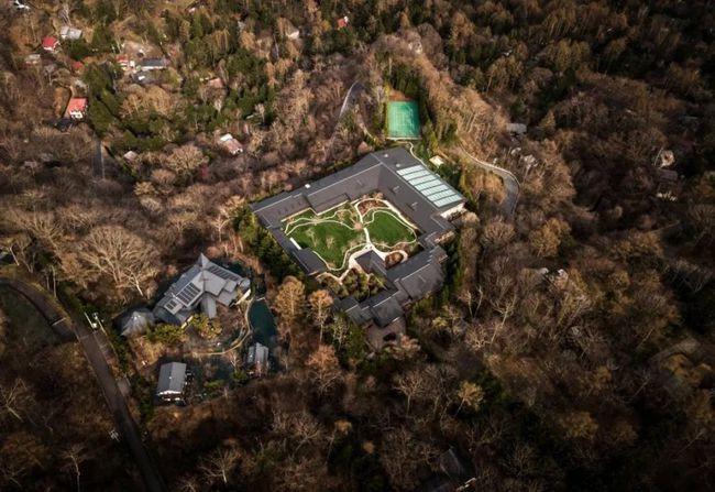 比尔盖茨2万平米新别墅完工:地下三层引热议的照片 - 5
