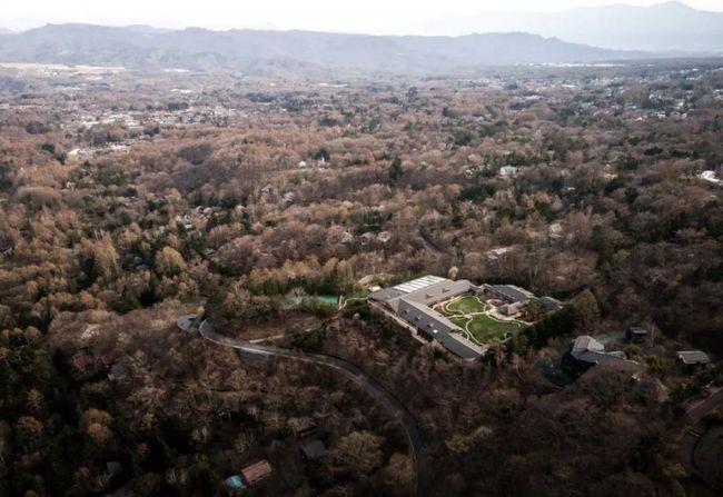 比尔盖茨2万平米新别墅完工:地下三层引热议的照片 - 6