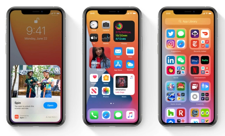 iOS 14.5现已发布 新增Face ID便捷解锁和应用跟踪透明化功能的照片 - 2