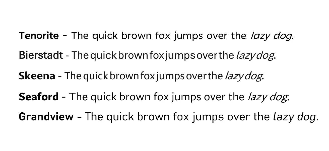 微软正计划i改变默认的Office字体 并希望你帮着挑选一个新的字体的照片 - 2