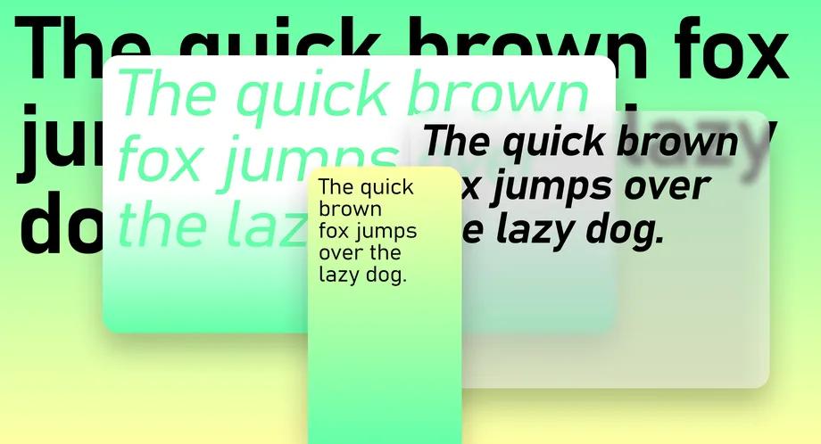 微软正计划i改变默认的Office字体 并希望你帮着挑选一个新的字体的照片 - 6