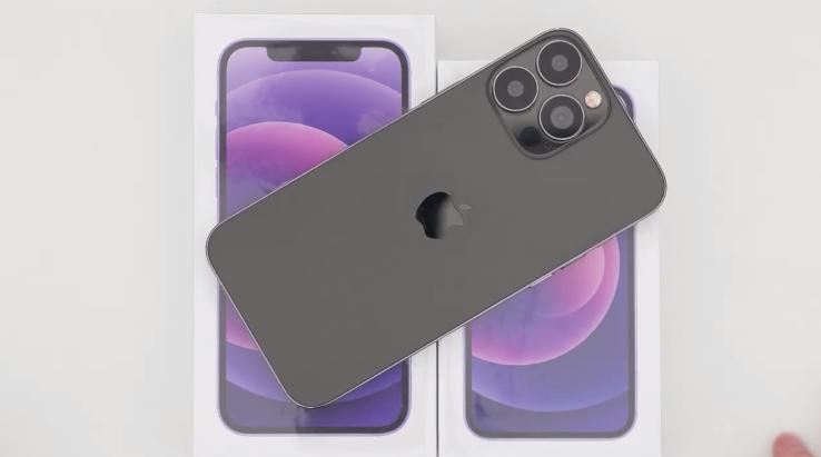 iPhone 13 Pro Max模型机曝光:提前感受下苹果新外形设计的照片 - 6