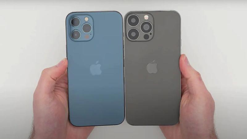 iPhone 13 Pro Max模型机曝光:提前感受下苹果新外形设计