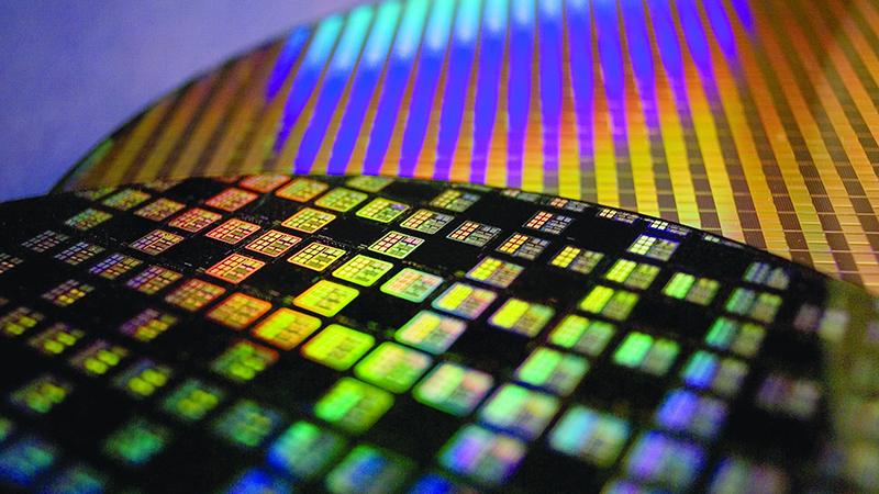 中芯国际14/28nm先进工艺回升 新流片稳定导入的照片 - 1
