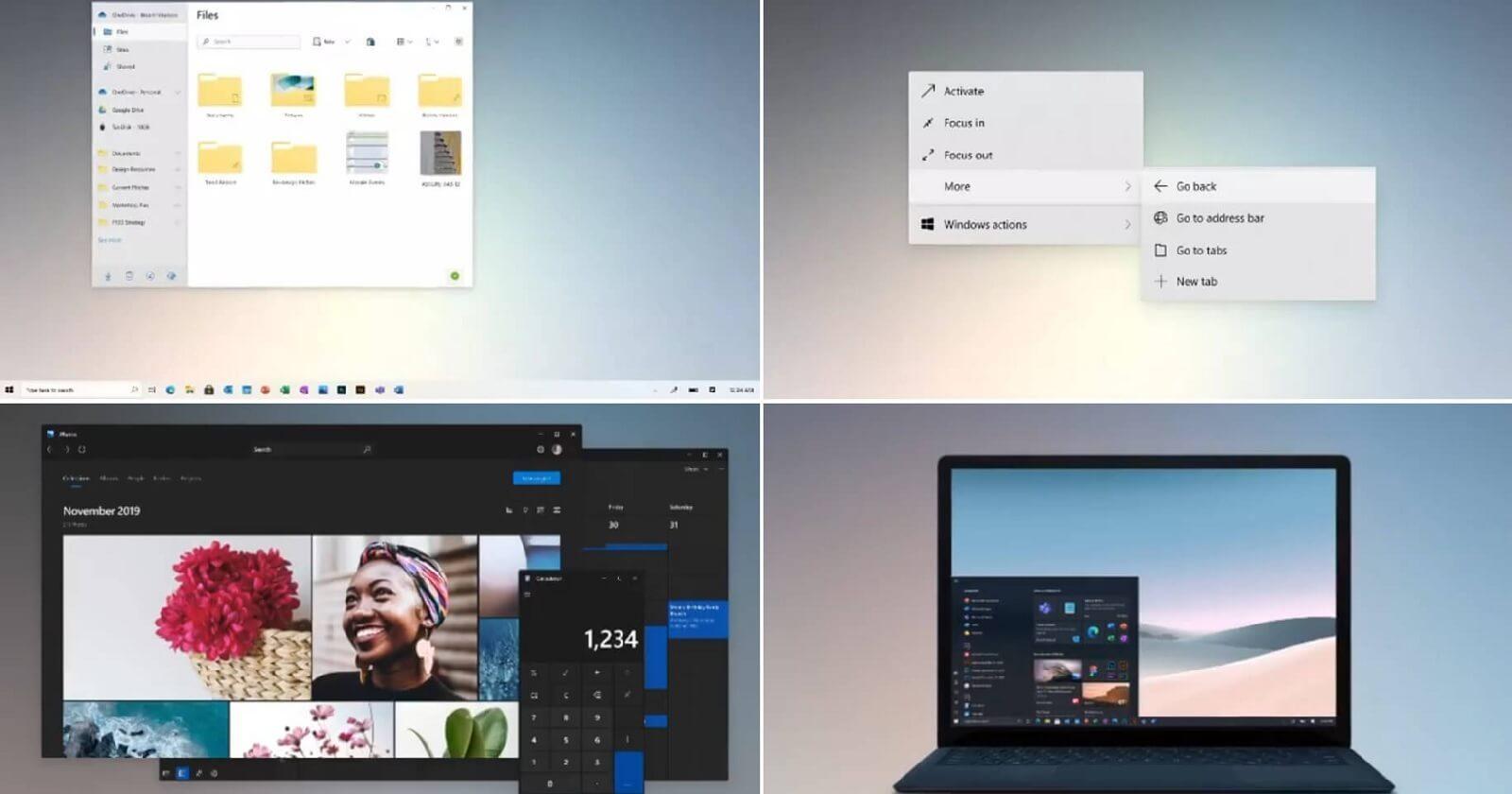 微软暗示Win10和Surface的令人兴奋的未来的照片 - 2