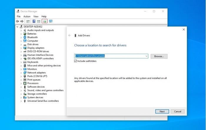 Win10设备管理器将能够更便捷地加载新设备驱动的照片 - 2