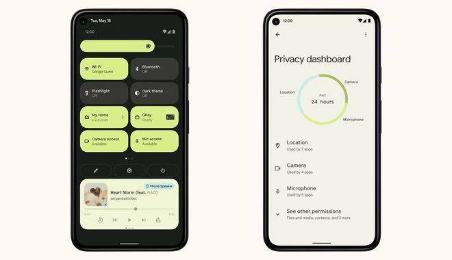 史上最大设计变化:Android 12让你眼前一亮的照片 - 6