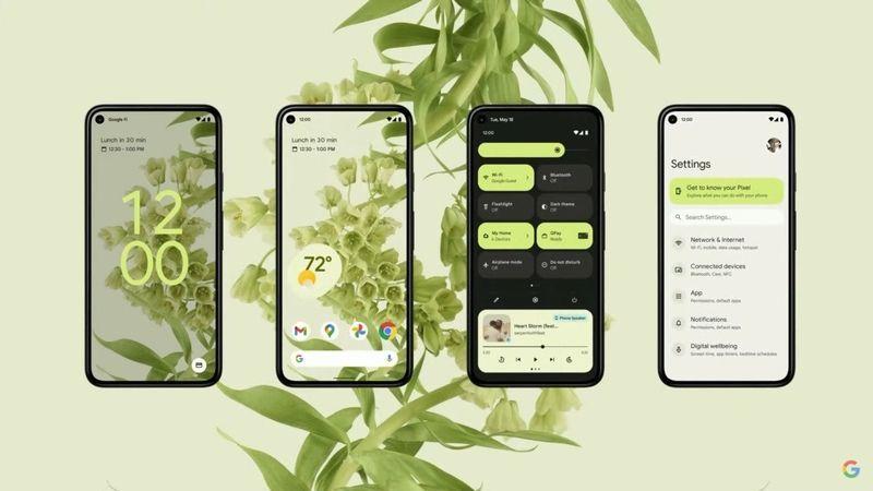 史上最大设计变化:Android 12让你眼前一亮的照片 - 1