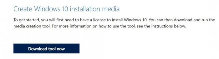 微软更新多媒体创建工具 可升级安装Win10 21H1功能更新的照片 - 5