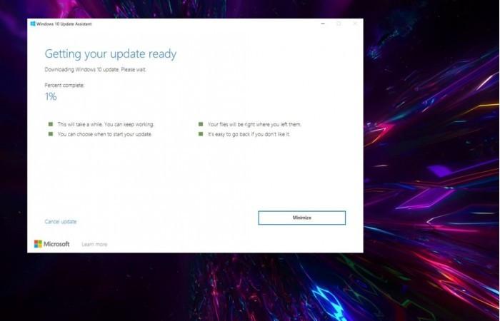 微软更新多媒体创建工具 可升级安装Win10 21H1功能更新的照片 - 2