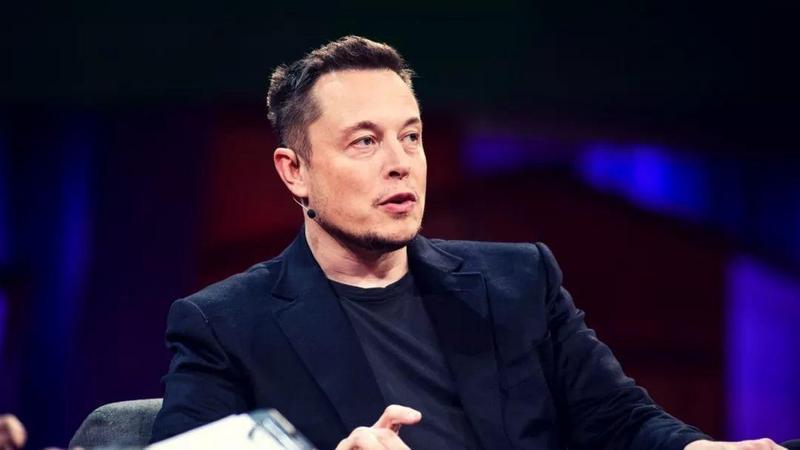 马斯克:除了火箭 未来所有交通工具都会是电动的的照片