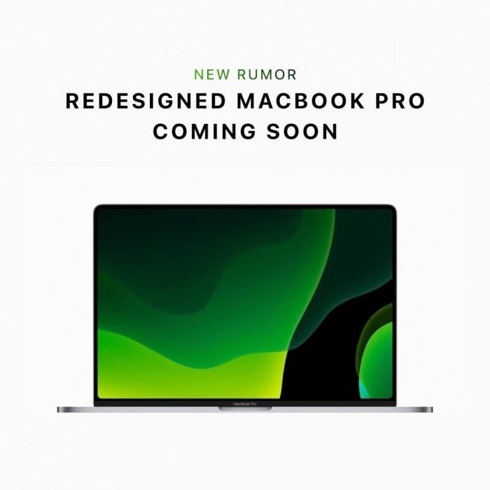 2021款MacBook Pro将迎来重新设计:MagSafe/HDMI有望回归的照片 - 2