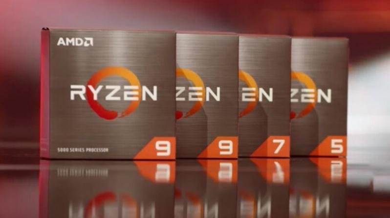 AMD Zen4曝光:同频性能提升29%的照片 - 2
