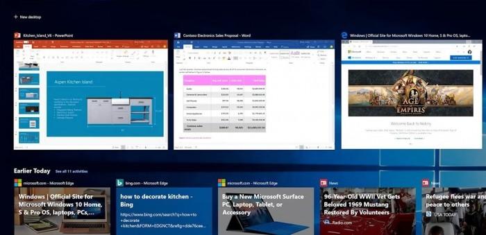 微软:Win10 20H2将于7月停止支持Timeline功能的照片 - 3