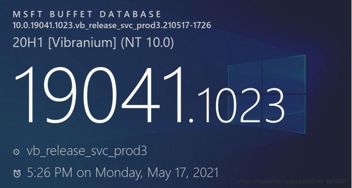 微软面向Win10 21H1/20H2/20H1发布可选更新KB5003214的照片