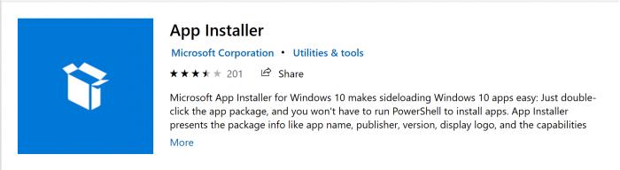微软正式推出1.0版Windows软件包管理器的照片 - 2