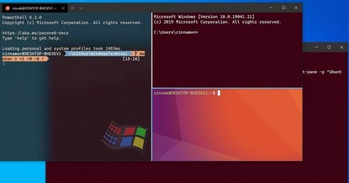 Win10命令行应用现可默认使用Terminal打开的照片 - 2