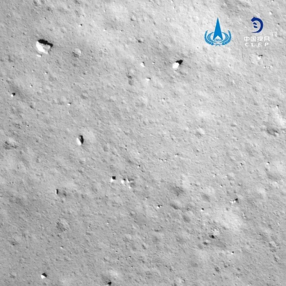 月球上新增8个中国地名:与美国分享无上荣誉的照片 - 3