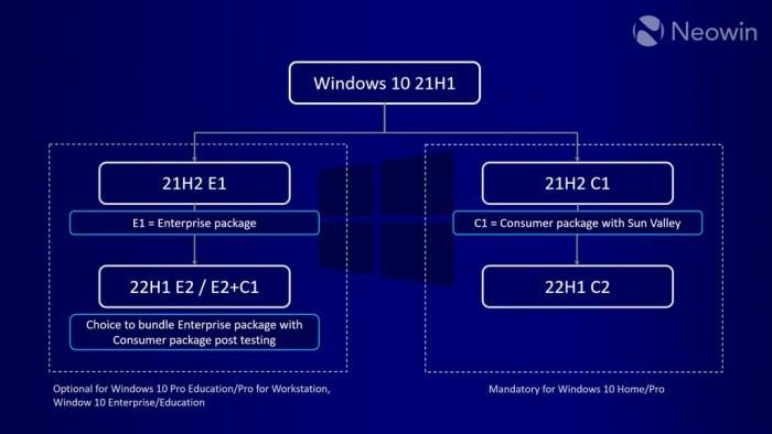 微软应进一步区分面向Win10消费者/企业的版本的照片 - 4