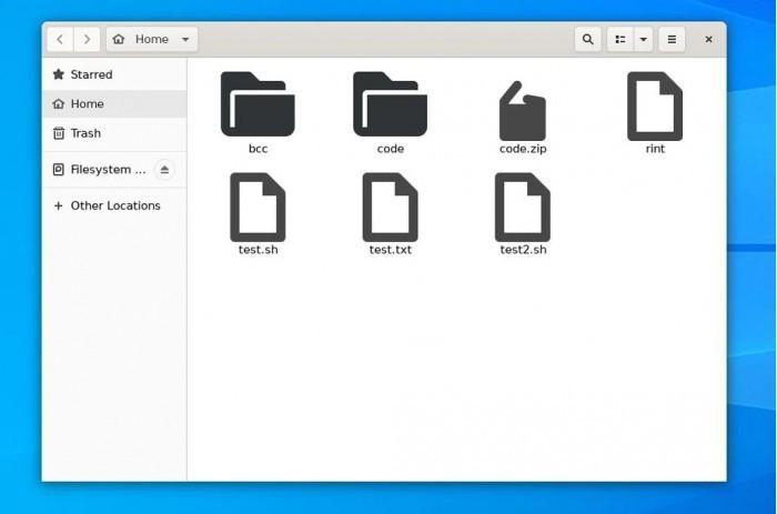 WSLg功能初探:在Win10上运行Linux GUI应用的照片 - 4
