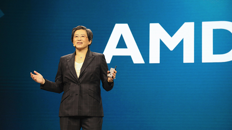 AMD光线追踪一统江湖!三星下代SoC集成RDNA2 GPU的照片 - 1