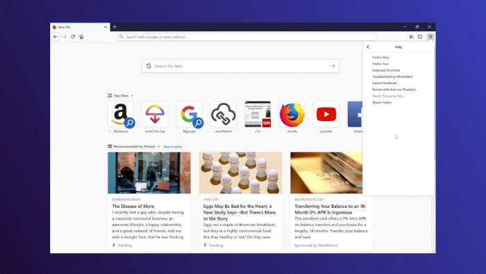 Mozilla Firefox 89正式版发布 引入全新Proton界面的照片 - 3
