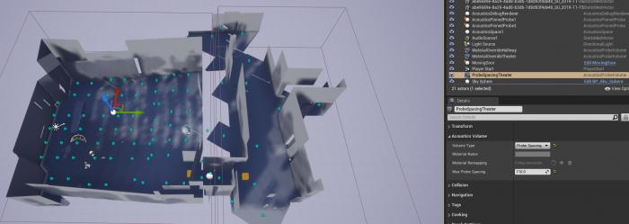 微软发布2.0版Project Acoustics模拟引擎:改进动态开口与时间效率的照片 - 2