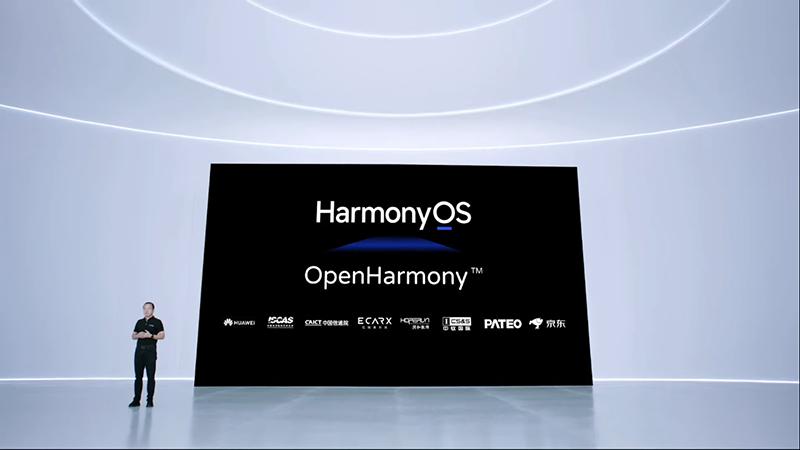 华为自主研发OpenHarmony下一代开源操作系统
