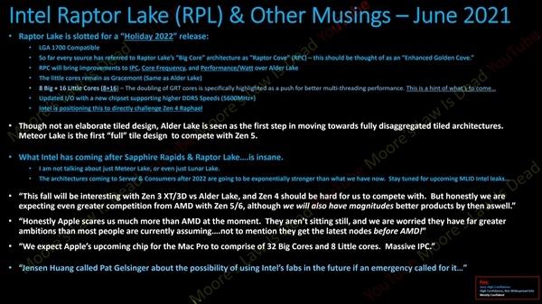 """Intel 13代酷睿上24核心:再往后无比""""疯狂""""的照片 - 4"""