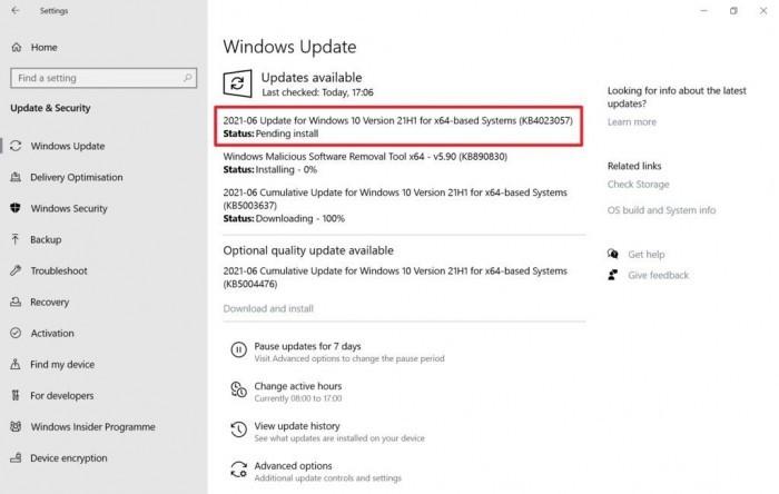 微软再推Win10稳定性补丁 为即将到来功能更新做准备的照片 - 2