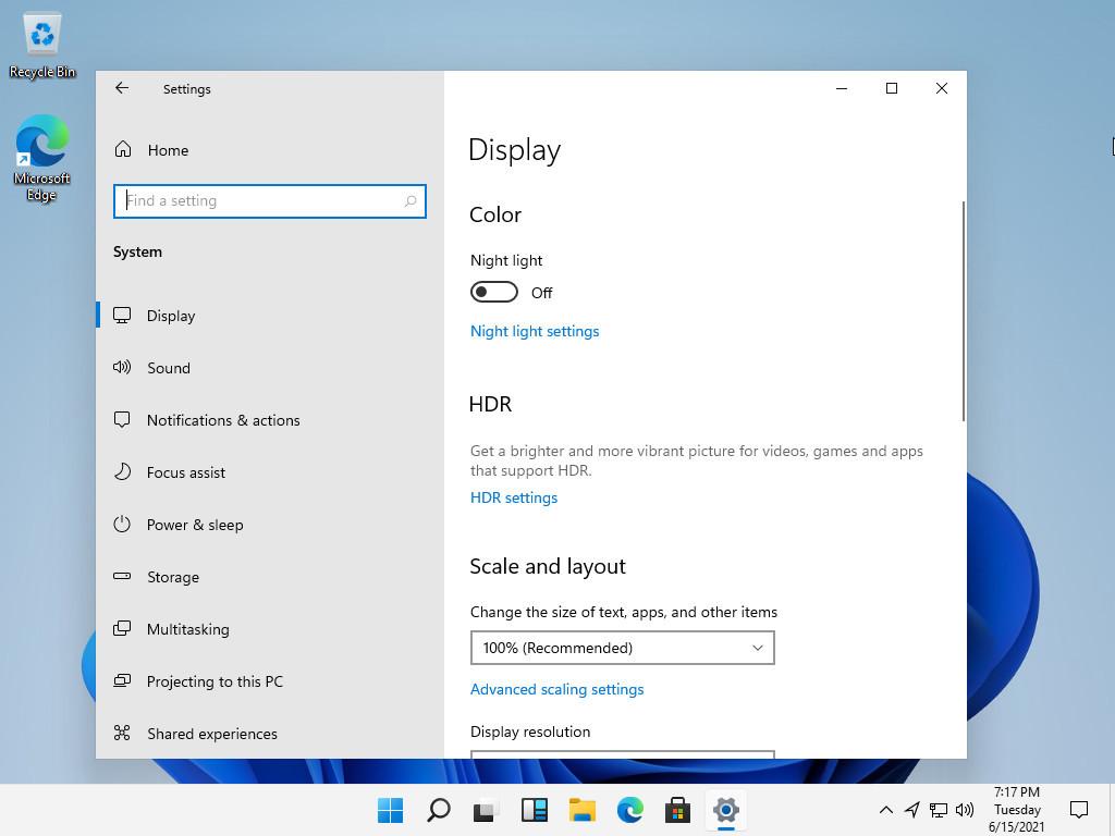 Windows 11最新截图画廊的照片 - 19