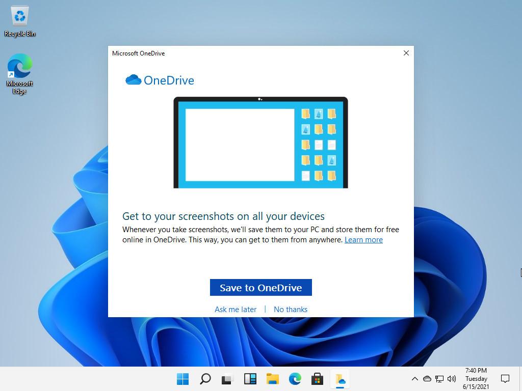 Windows 11最新截图画廊的照片 - 20